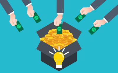 منصات التمويل الجماعي Crowd funding