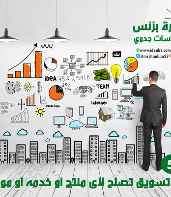 خطه تسويق تصلح لاى منتج او خدمه او موقع