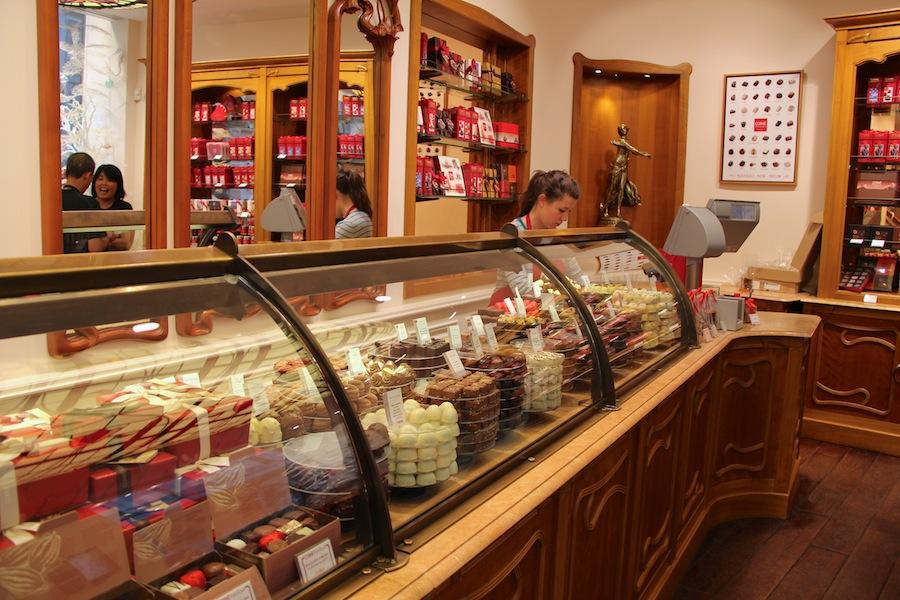 دراسة جدوى محل حلويات شرقيةوغربية
