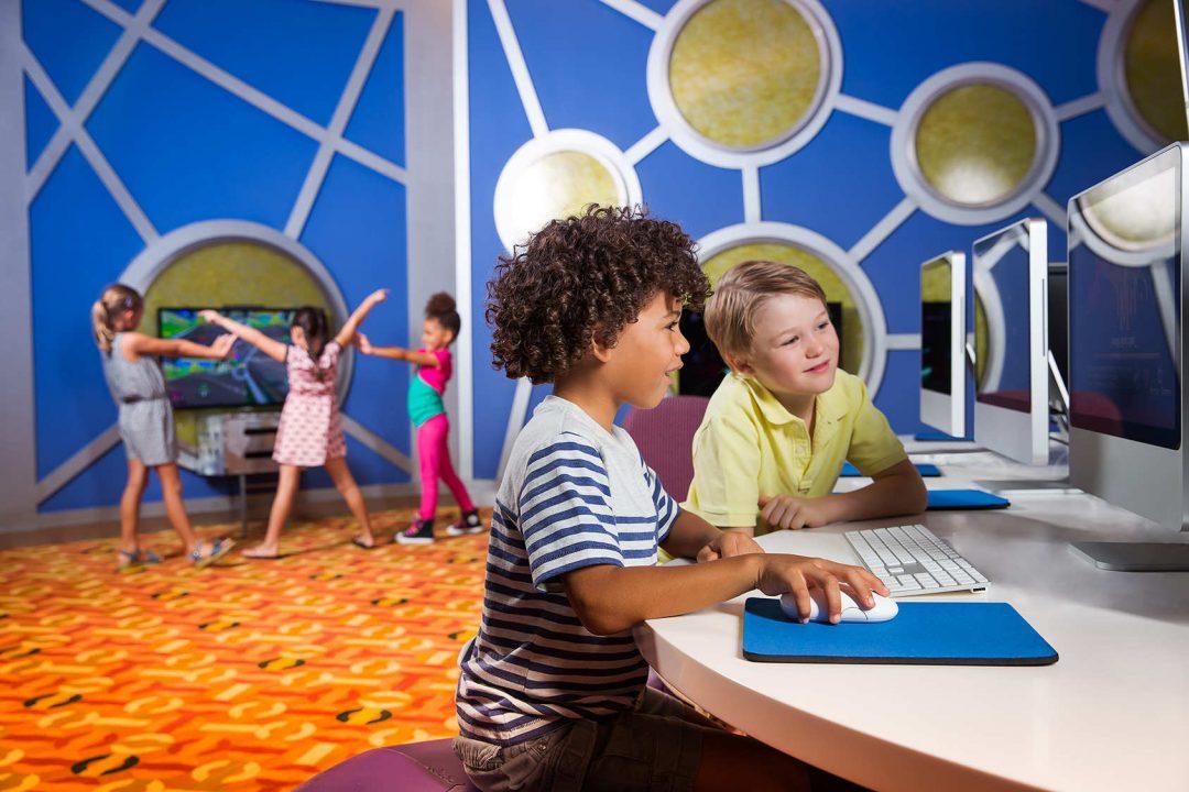 دراسة جدوى مركز أنشطة للأطفال