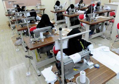 دراسة جدوى مصنع ملابس جاهزة