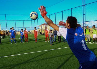 دراسة جدوى ملعب كرة قدم